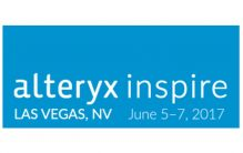 Alteryx Inspire Conference - Las Vegas, NV June 5-7, 2017